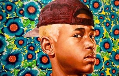 art: Kehinde Wiley