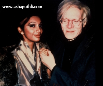 Asha+and+Any+Warhol