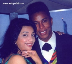 Asha+and+Jermaine+Jackson